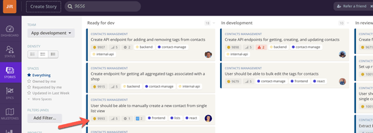 Clubhouse (Jira/Trello/Github) Toggl Time and Task Tracking - read more